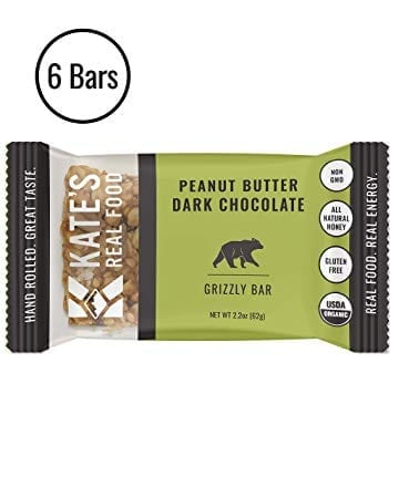 Healthy Substitutes For Cravings: Tram Bar's Kate's Real Food Granola Bars