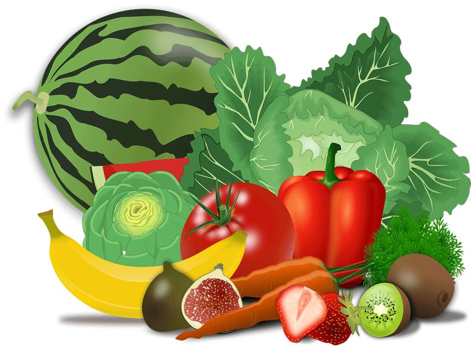 Healthy Food Shapes That Are Similar To Our Body