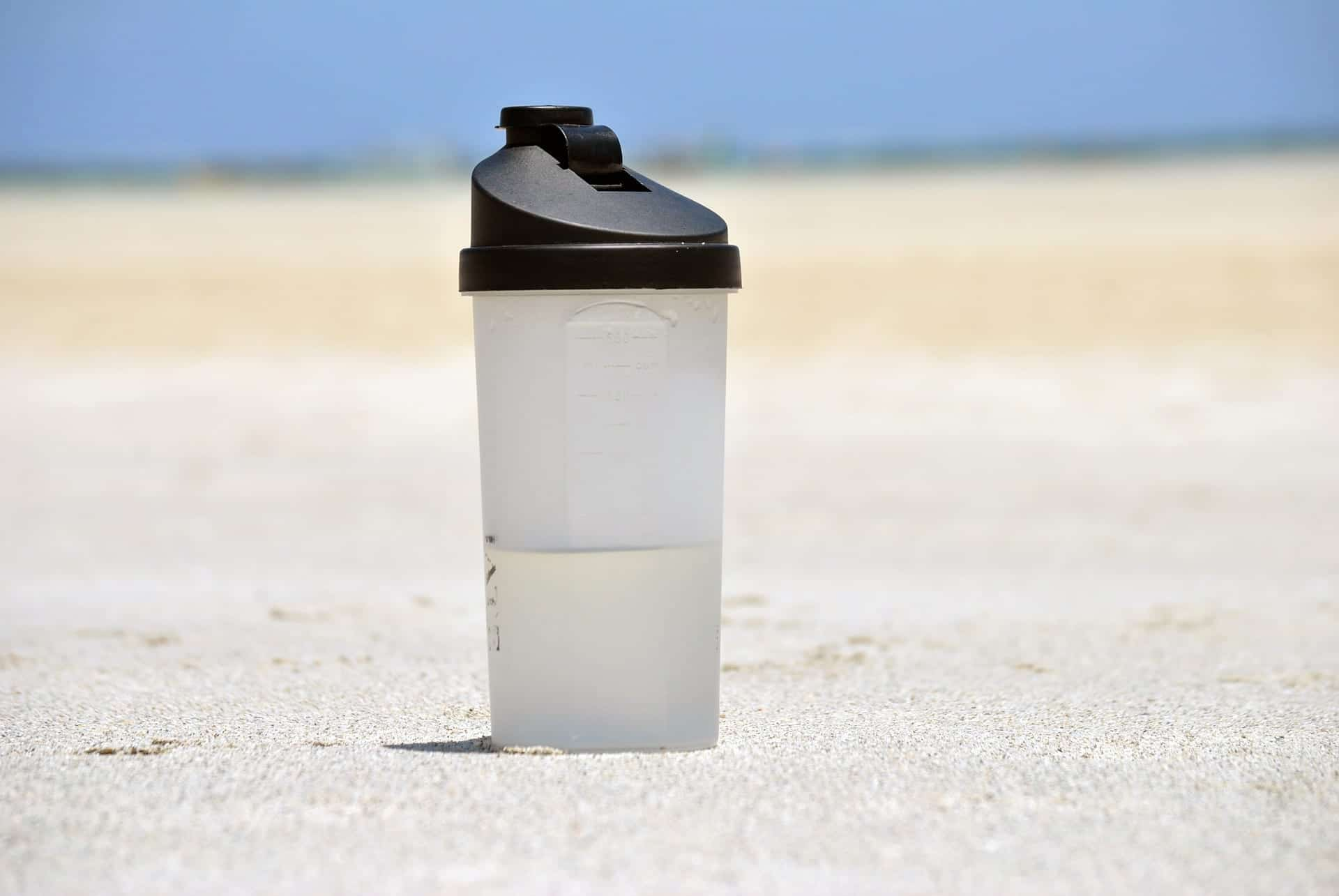How To Correctly Use A Protein Shaker Bottle
