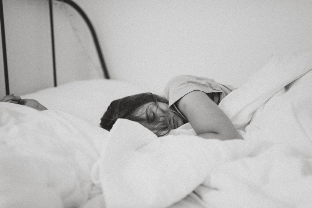 Poor Sleep Habits Can Have Negative Effects On Your Health