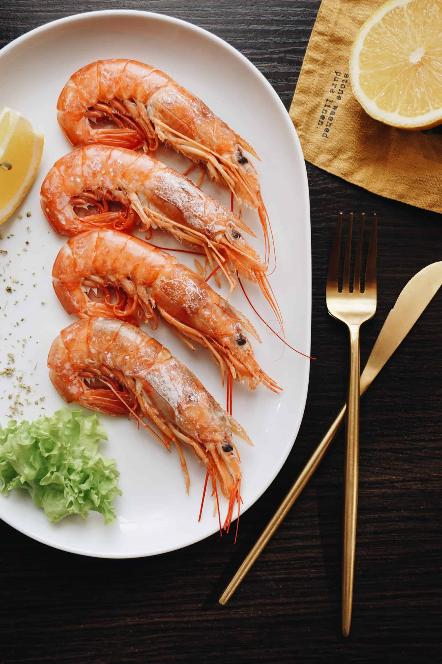 Healthy Lifestyle Habits: Eating Healthy Seafood