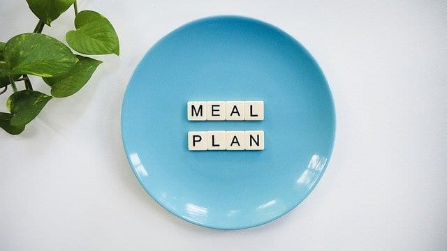Monitoring Your Healthy Meal Plan